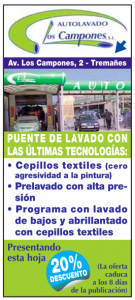 Hoja rojiblanca - Los Campones