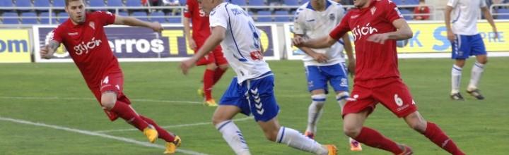 Resumen partido Tenerife-Sporting