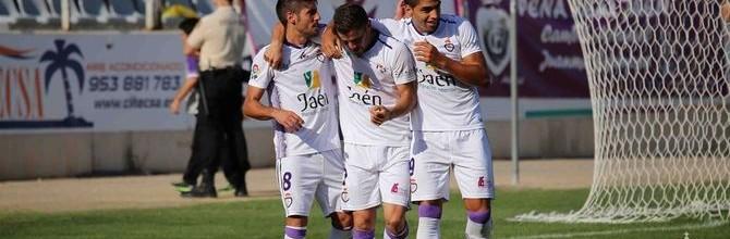 """""""Rozamos el ridículo"""" Jaen 3-Sporting 2 (Resumen,Rueda prensa)"""