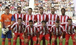 Girona-hoja rojiblanca