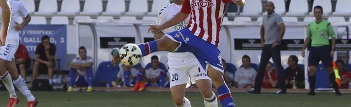 Prime error arbitral, Albacete-Sporting 1-1