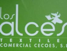 Los Alces textiles