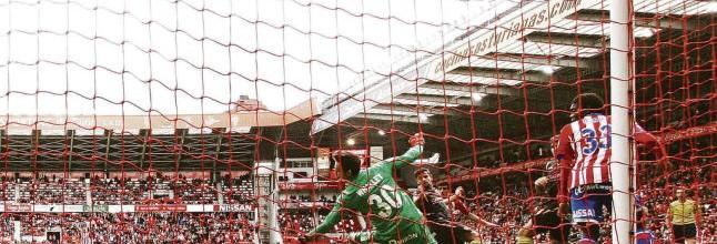 Sin euforia Sporting 3-1 Zaragoza (Resumen partido y rueda prensa)