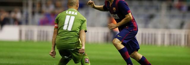 Sigue la racha (Barcelona B 0-0 Sporting) Resumen partido,Rueda de prensa