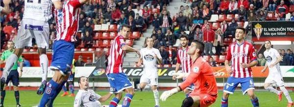 Todo de cara. Sporting 2-1 Lugo (Resumen partido,Rueda de prensa)