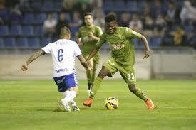 Que siga la racha. Tenerife 1-1 Sporting (Resumen)