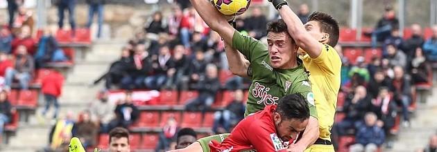 Buen empate (Girona 0-0 Sporting) Resumen partido y Rueda de prensa.