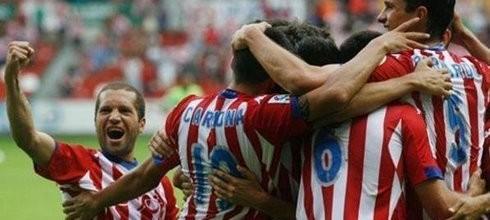 Eibar 0-1 Sporting (Los menos habituales dan la talla)