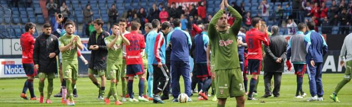 Punto con sabor a gloria. (Osasuna 0-0 Sporting) Resumen partido y Rueda de prensa