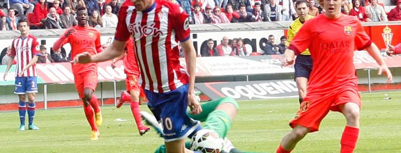 Sporting 0-0 Barcelona B