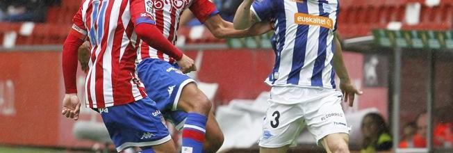 De nuevo en ascenso directo (Sporting 1-0 Alaves) Resumen, rueda de prensa