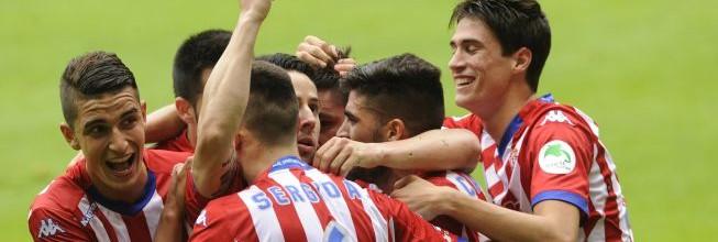 Tres puntos de oro Sporting 1-0 Mallorca (Resumen y rueda de prensa)