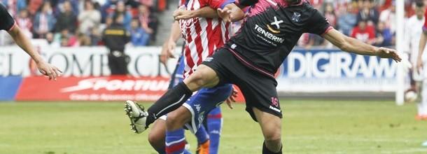Otro paso para el ascenso Sporting 2-0 Tenerife (Resumen,Rueda de prensa)