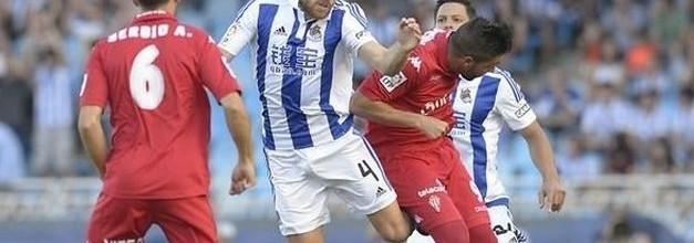 Real Sociedad 0-0 Sporting