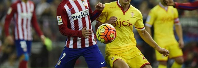 Gafados en el Calderón. Atm 1-0 Sporting