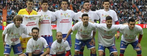 Manita en primera (R.Madrid 5-1 Sporting)