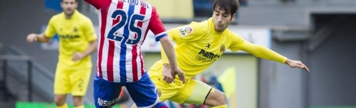 Una derrota muy dolorosa (Villareal 2-0 Sporting)