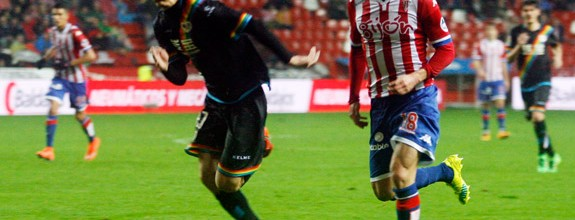 Punto disputado (Sporting 2-2 Rayo)