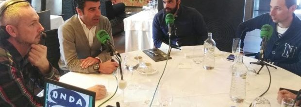 Entrevista a Nico Rodríguez en Onda Cero